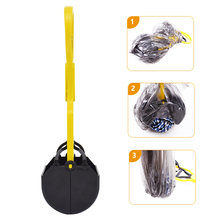Long Handle Dog Pooper Scooper Cleaning Accessories for Pets