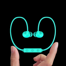 CHEORHOI H1 Wireless Bluetooth Headsets Waterproof In-Ear Stereo Earbuds V4.1 Noise Cancelling Bluetooth Earphone for Smartphone