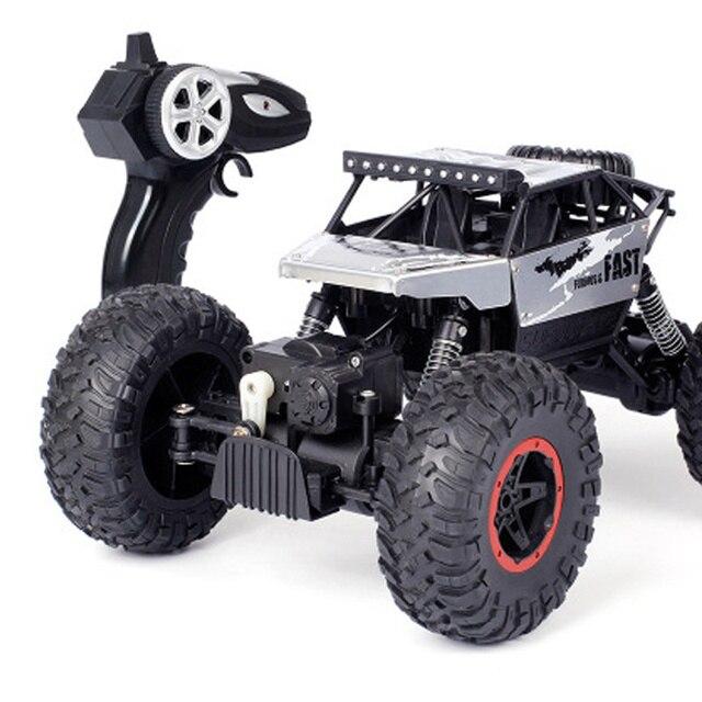 Remote control car 4WD 2.4GHz rc car  climbing car 4x4 dual motor cart remote control model off-road vehicle toy