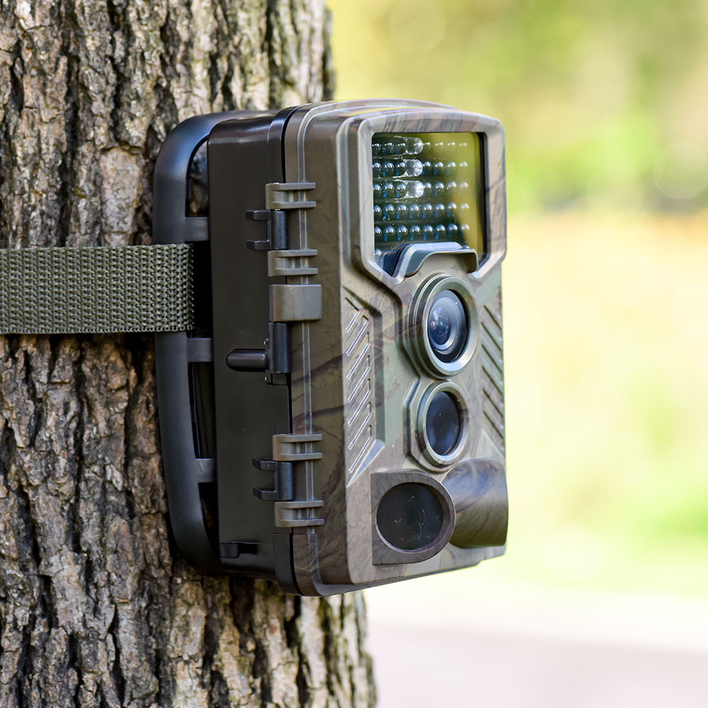 Hunting Trail Camera Full HD 16MP 1080P Video Night Vision Camera Trap Scouting Infrared IR Digital Camera Trap