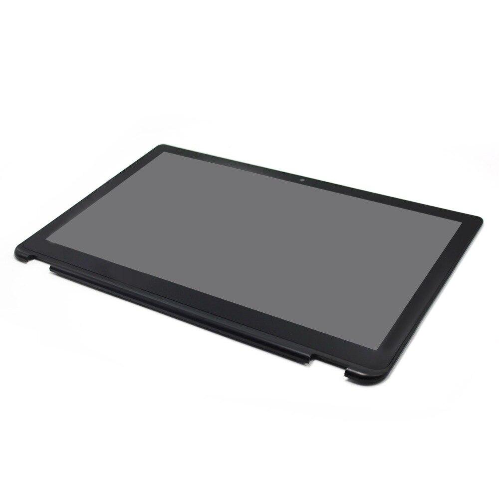 FHD 1080 p IPS LCD Affichage Écran Tactile + Lunette Pour Toshiba Satellite Rayon P55W-B