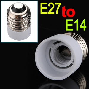 E27 to E14 Fitting Light Lamp