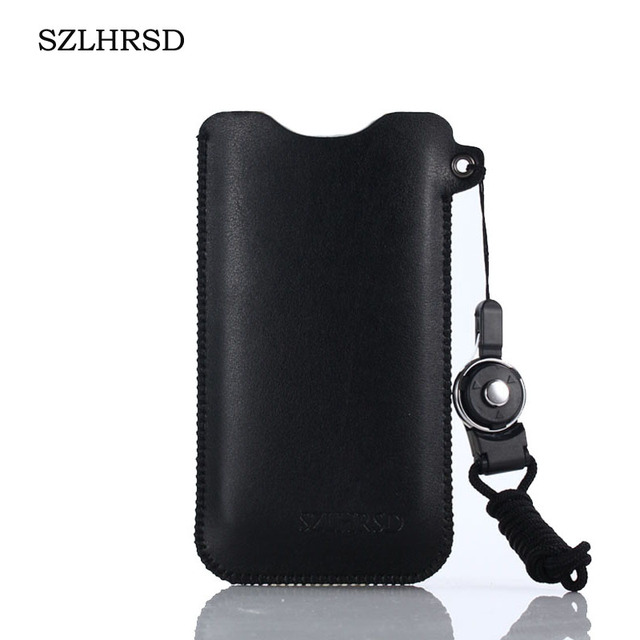 newest d2fae 472b6 US $15.0 |SZLHRSD for Cubot P20 Mobile Phone Bag Case for BLU Vivo One Plus  Cubot R11 Hot selling slim sleeve pouch cover + Lanyard -in Phone Pouch ...