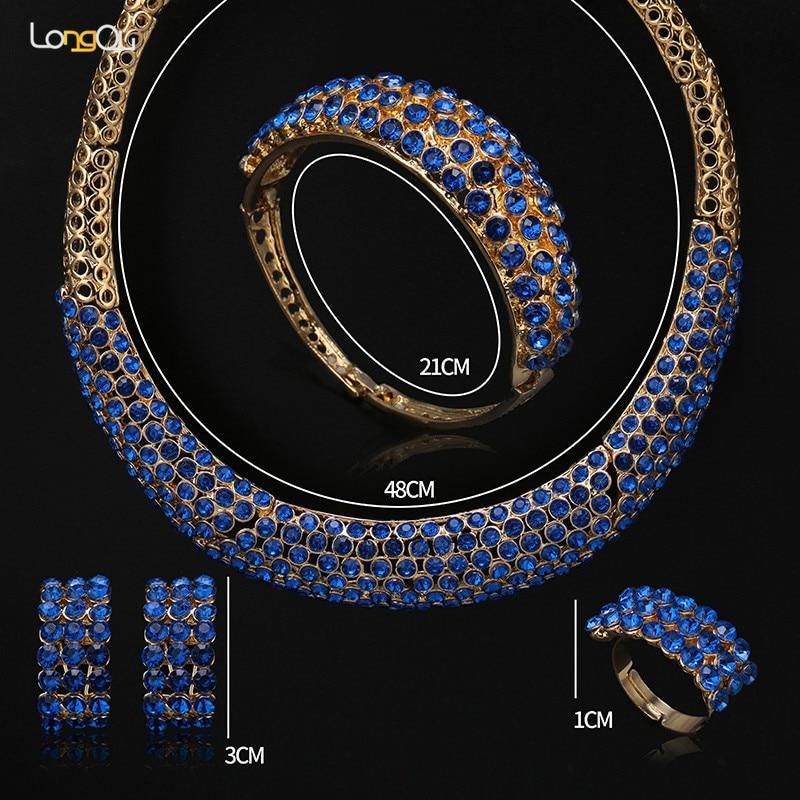 Dubai Goldcolor Big Jewelry...