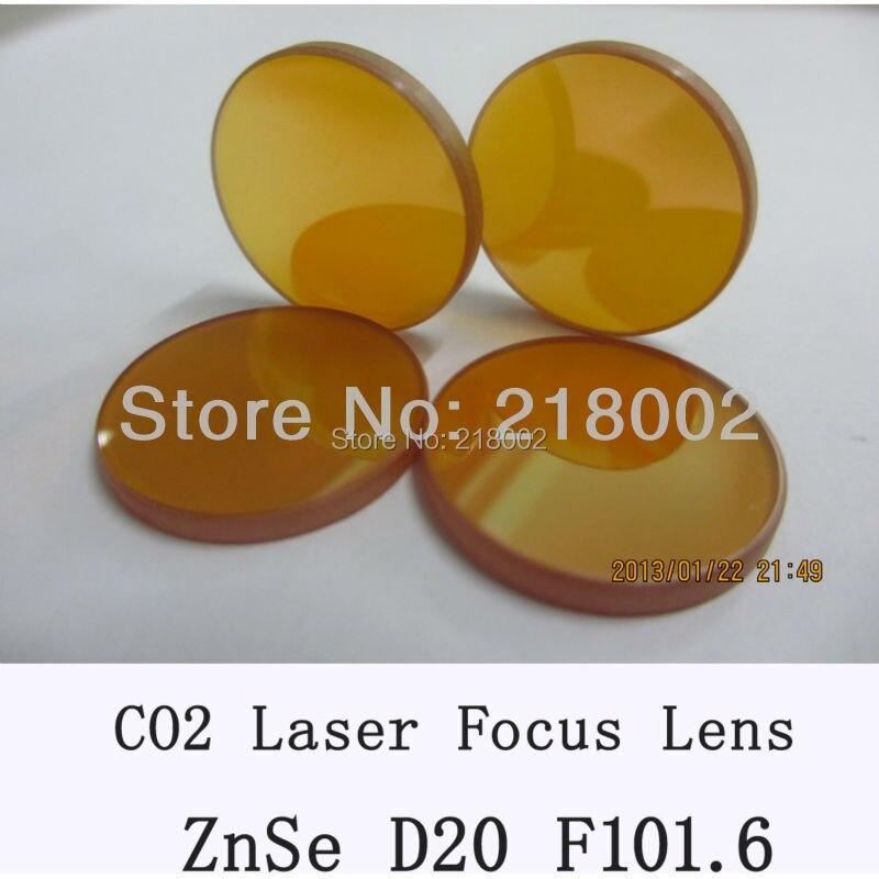 Doble Convexo Diámetro 50 mm de longitud focal 100mm Lente óptica