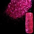 Яркий Фиолетовый Nail Art Дизайн DIY Блеск Deffierent Размер Маникюр 3D Порошок Пентагон Блестки Для Ногтей Поставок Украшения 268