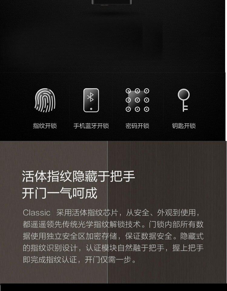 Luke Умный Замок, работающий по отпечатку пальца часы Код электронный класс блокировки