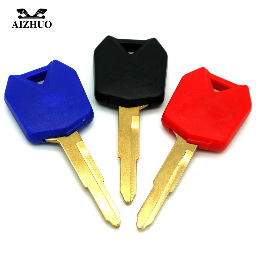 isbridge Replacement Fit For Key Blank Uncut Kawasaki Ninja ZX-6 ZX-7 R ZX-7RR ZX-9R ZX-10R ZX-10RR H2 R