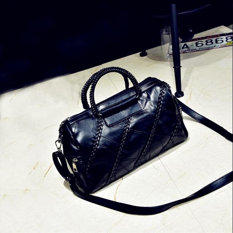 vrouwen tassen grote capaciteit mode reistas PU hoge kwaliteit - Trolley en reistassen - Foto 3