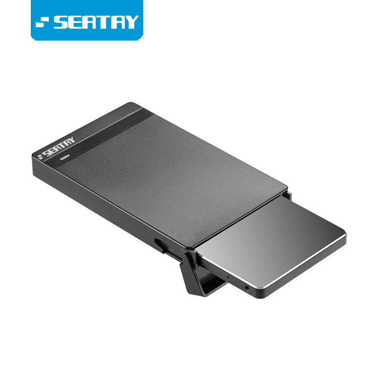SATA To USB3.0/USB2.0/USB  C 2.5 External HDD Case/SSD Adapter For Samsung Seagate SSD 1TB 2TB Hard Disk Drive Box HDD Enclosure