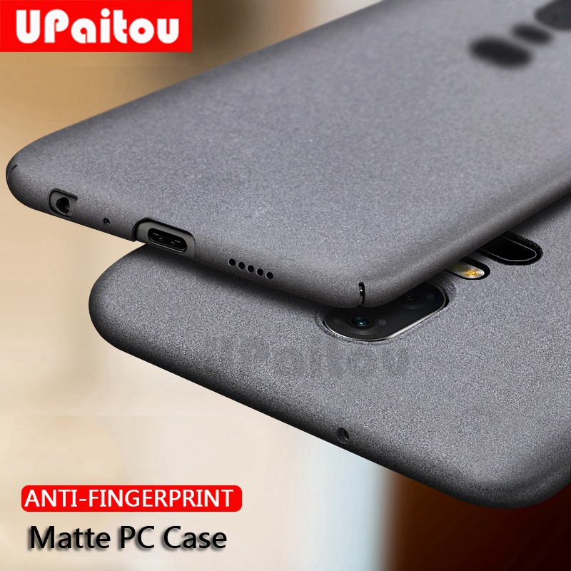 UPaitou Sandstone PC Case for LeEco Le Max 2 Pro3 Hard Plastic Matte Cases for LeEco LE Pro3 Le2 Max Anti Fingerprint Back Cover