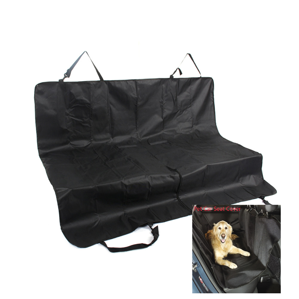 Pets Safety Waterproof Dog Car Mats Hammock Protector Rear Back Pet Dog Car Seat Cover