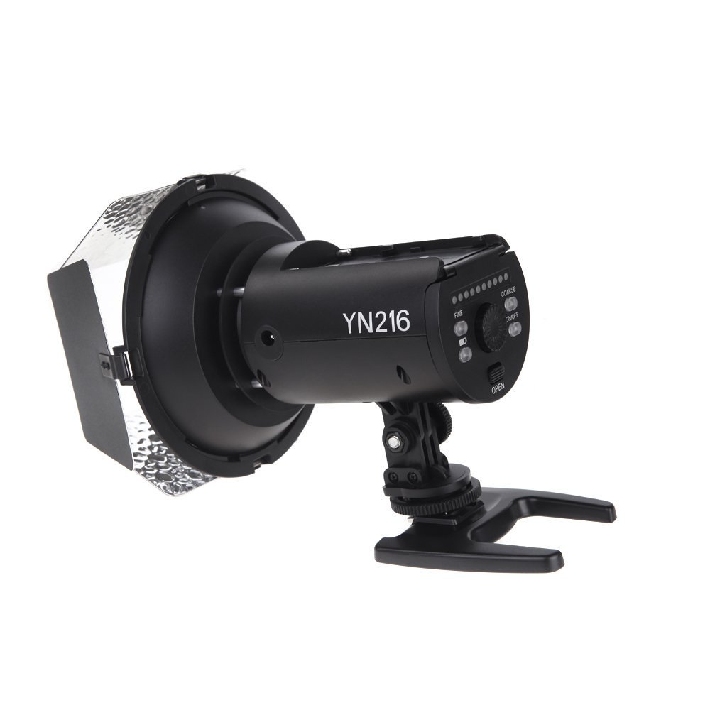 YONGNUO YN-216 YN216 Luz LED para cámara de video w Temperatura de - Cámara y foto - foto 4