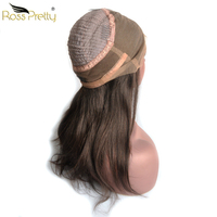 More Natural 360 Lace Frontal Wig Human Hair Wigs Brazilian Straight Hair lace frontal Wig 360 Nice Price Ross Pretty Hair