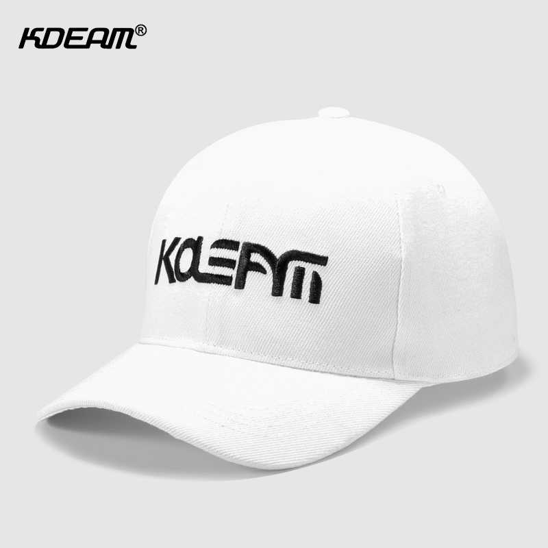 KDEAM クラシックスポーツスタイル野球帽すべてのコットン製調節可能なフィット男性女性低プロファイル釣り帽子刺繍ロゴ