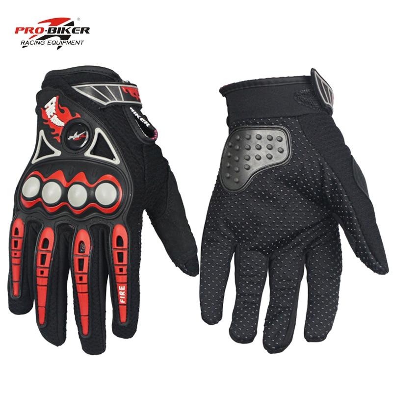 Motorcycle Gloves Pro Biker Men Dirt Bike Gloves Gants Moto Racing Riding Gloves For Motorcycle Guantes