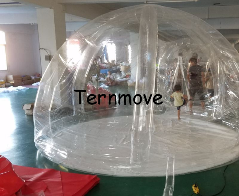 Gorilla Cinta de reparación de cristal claro Camping hinchables Automotive Etc Impermeable!