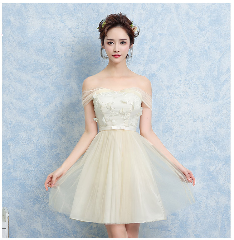 US $16.75 33% OFF|14 15 16 17 18 19 Years Teenager Clothes Big Girls Short  Evening Dress 2019 Plus Size School Prom Dresses for Party and Wedding-in  ...