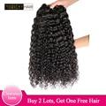 MORICHY Hair Brazilian Water Wave Hair Bundles 100% Human Hair Weaving 1/3/4 Bundle Deals Remy Hair Extension Natural Color
