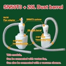 Pył cyklonu SN50T3 + 20L beczki (1 picec)