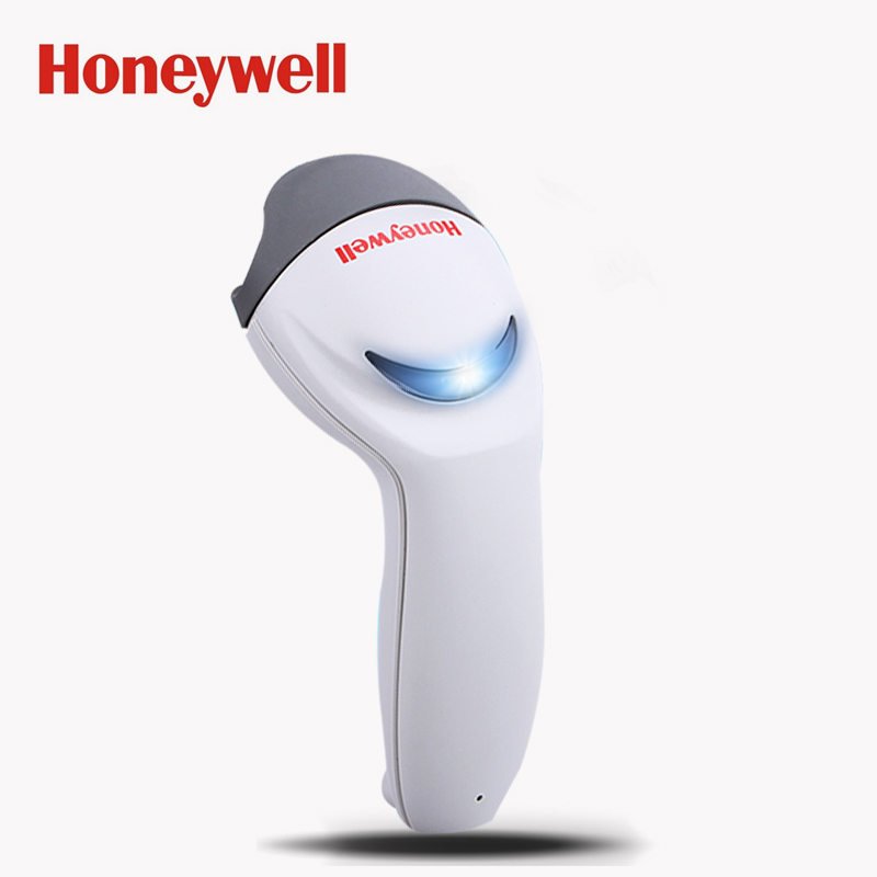 Original full new Honeywell Eclipse MK5145 Single-Line Laser Barcode Scanner with USB Cable цена