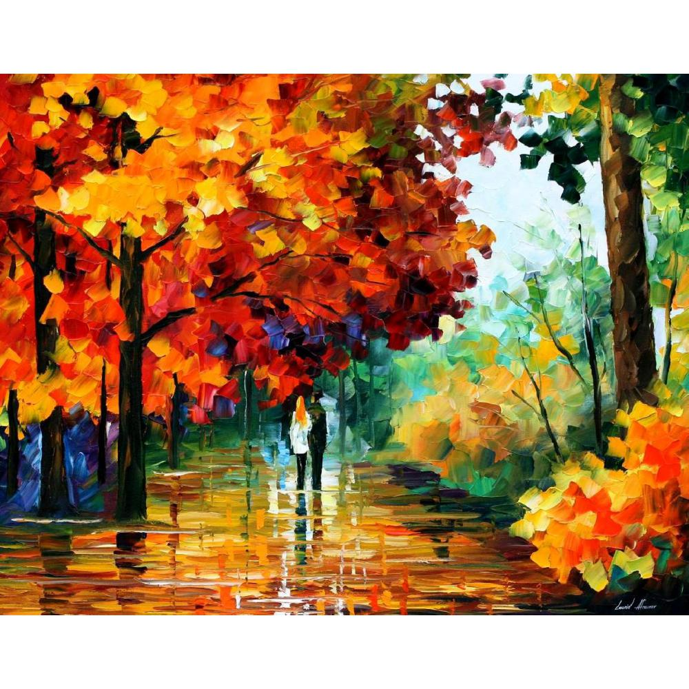 High quality palette knife art Beautiful landscape oil painting On Canvas autumn date Hand painted home decorHigh quality palette knife art Beautiful landscape oil painting On Canvas autumn date Hand painted home decor