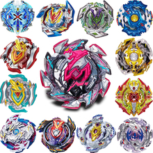 4 Styles Spin Tops Funsion 4D  B97 B100 B102 Without Launcher Spinning Top Classic Toys For Children Gift