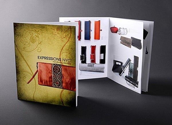 Custom print A4 size full color Photo album/magazine / catalog book ...