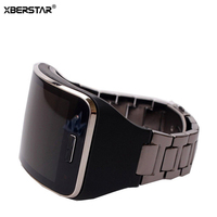 Stainless Steel Bracelet Wrist Band Strap For Samsung Galaxy Gear S SM R750 Watchband Smart Watch