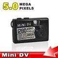 2016 ГОРЯЧАЯ 5MP HD Micro Наименьший Портативная камера Mini DV Цифровая Видеокамера Видеокамера Камера DVR Рекордер 720 P