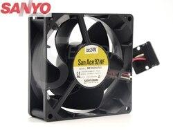 Dla Sanyo 9WF0924H203 24 V 0.35A A90L-0001-0577 wodoodporny wentylator