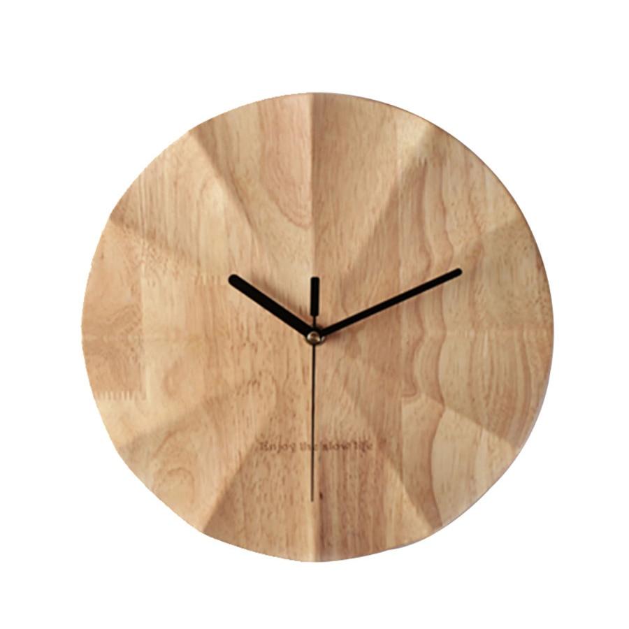 Horloge murale nordique horloge silencieuse chambre horloge à Quartz électronique montres murales décor à la maison Dijital Masa Saati décor à la maison WZH518