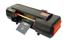 china best wedding card hot foil stamping machine Popular digital foil stamping machine on the diary