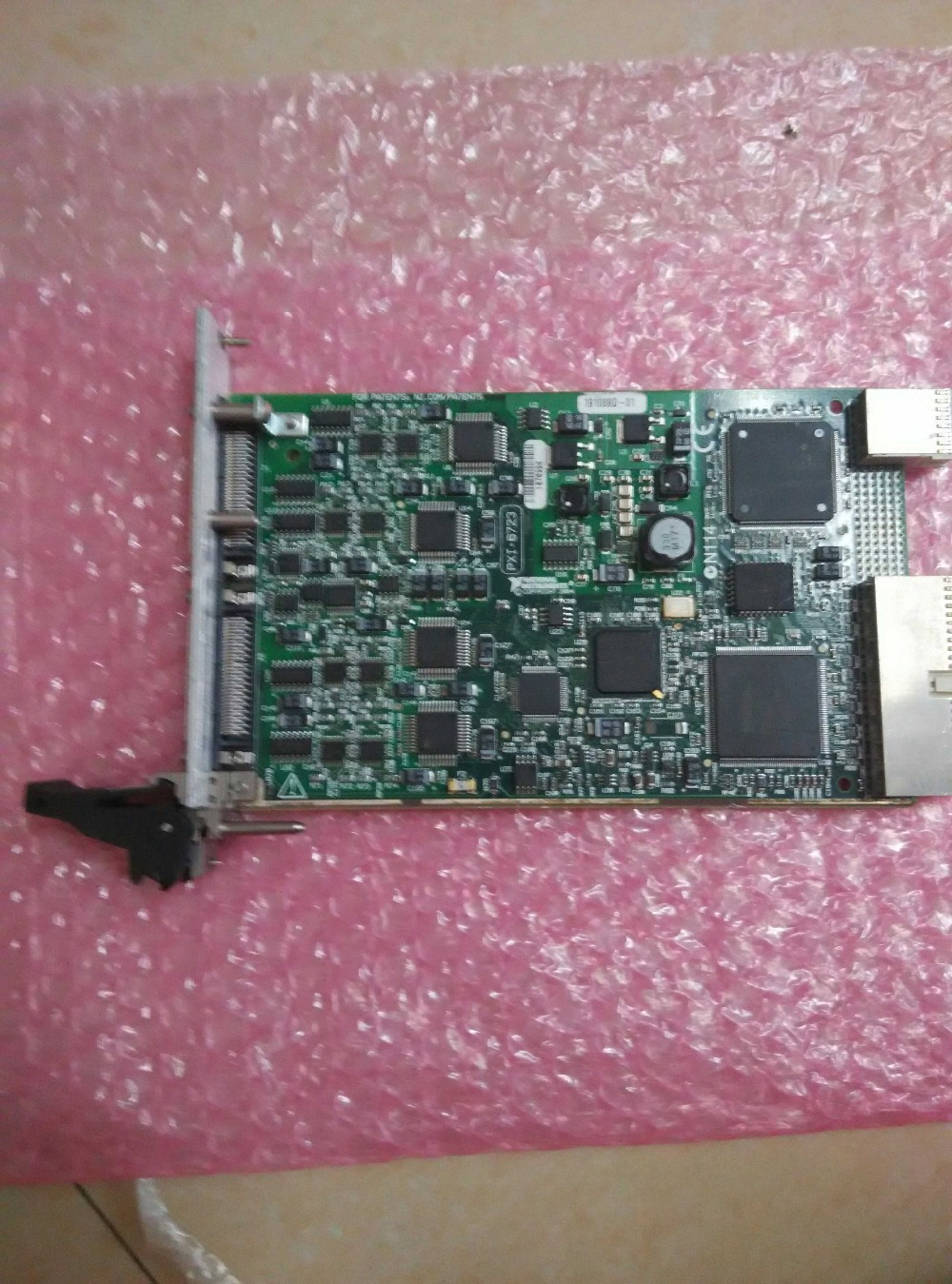 NI PXI-6723 778998-01 good in condition original ni pxi 5114 250 ms s selling with good quality