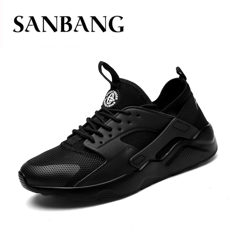 Spring Men Running Shoes Trending Style Sports Shoes Breathable Mens Speed Cushioning Runnig Snhoes Breathable Textile CY4