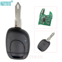OkeyTech New Car Remote Key ID46 Chip 433MHz For Renault Clio II 2001 2002 2003 2004