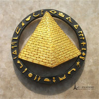 Free Shipping Tourist Souvenir Fridge Magnets Egypt Pyramid Pharaoh Figures Toys Car Home Office Decoration Party