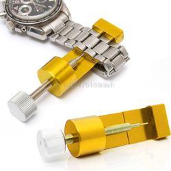 Бесплатная доставка металлический Регулируемые часы ремешок браслет Ссылка Pin съемный инструмент для ремонта комплект