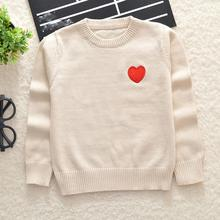 12M-5T winter Knitted Sweaters Baby Girl Boy children's New Year's costumes boy kids clothes Leisure Kids' things Christmas