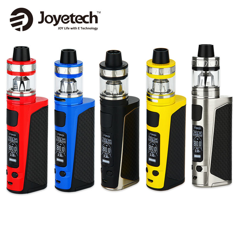 Original 80W Joyetech eVic Primo Mini with ProCore Aries Kit Without Battery eVic Primo Mini Mod 80W with 4ml ProCore Aries недорого