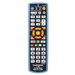 Image 4 - สำเนาสมาร์ทรีโมทคอนโทรล Controller พร้อมฟังก์ชั่นเรียนรู้ TV CBL DVD SAT การเรียนรู้ CASE Original CHUNGHOP L336