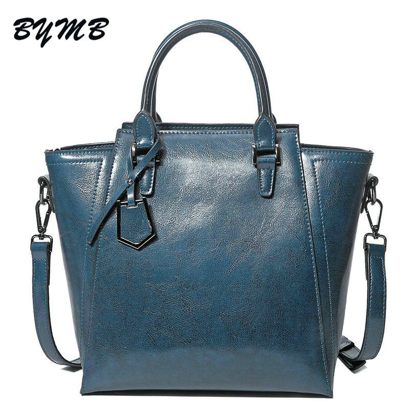 100% genuine leather bag designer handbags high quality Dollar prices  shoulder bag women messenger bags famous brands-in Top-Handle Bags from  Luggage   Bags ... 27fea2839663d