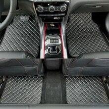 ZHAOYANHUA универсальные автомобильные коврики для всех моделей Toyota Land Cruiser 200 Prado 150 120 Rav4 Corolla Avalon Highlan автомобильный Стайлинг