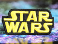 STAR WARS LOGO Patch Buiter DIY Accessories Embroidery Appliqued Badge Patches for Hat Bag Clothing 1 piece