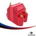 PQY RACING-Универсальный Blaster Ss 12 В High Output External Male E-Core Катушка Зажигания PQY-EIC11