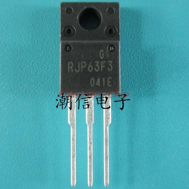1 adet/grup RJP63F3 RJP63F3A TO-220F yeni orijinal Stok1 adet/grup RJP63F3 RJP63F3A TO-220F yeni orijinal Stok