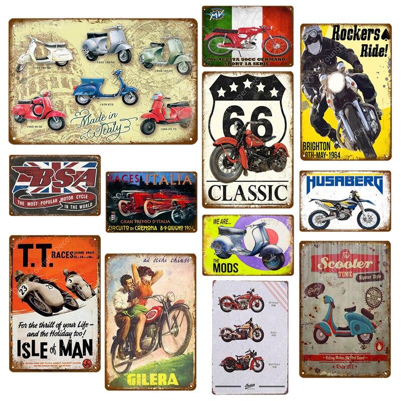 retro vintage style metal sign//plaque man cave shed Garage Skoda 1200