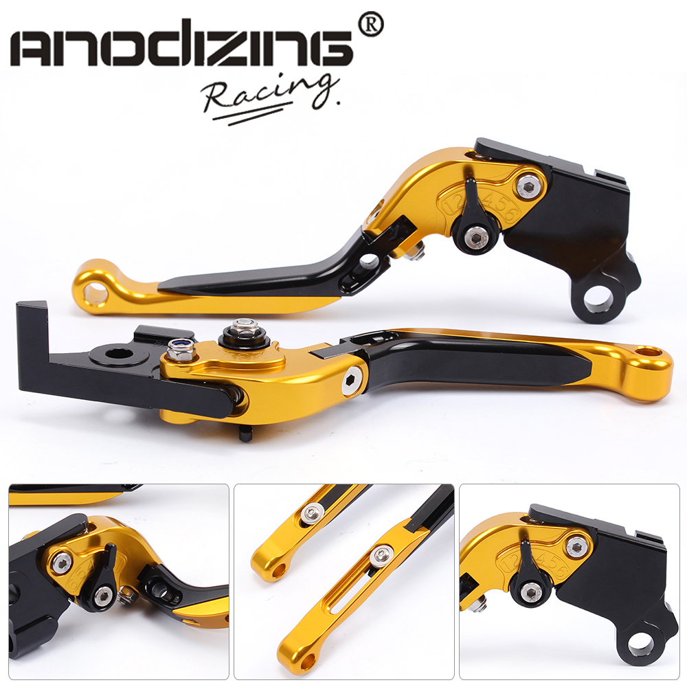 F-16/D-37 Adjustable CNC 3D Extendable Folding Brake Clutch Levers For MOTO GUZZI BREVA 750	2004-2009  V7 Racer	2011-2017 adjustable cnc aluminum clutch brake levers with regulators for moto guzzi breva 1100 2006 2012 1200 sport 07 08 09 10 11 12 13