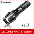 Zk93 3800 Люмен E17 CREE XM-L T6 cree светодиодный Фонарик Масштабируемые cree СВЕТОДИОДНЫЙ Фонарик Факел свет Для 3 3xaaa или 1x18650 Бесплатная Доставка доставка