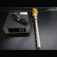 Ультразвуковое облучение биодизеля для ультразвуковой экстракции биодизеля 20 кГц 1000 ватт мощности
